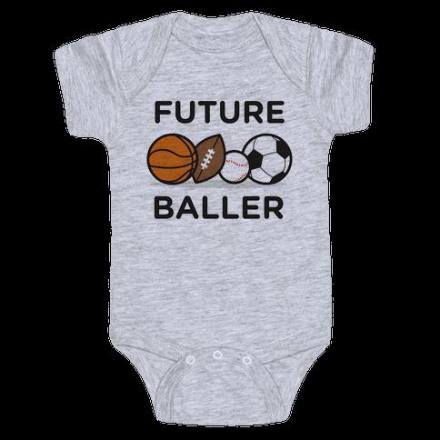 Sporty Baby Onesy