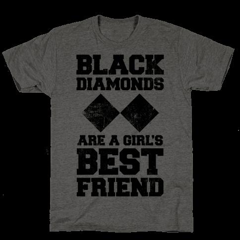 Black Diamonds Are A Girl's Best Friend