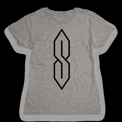 Super S Womens T-Shirt