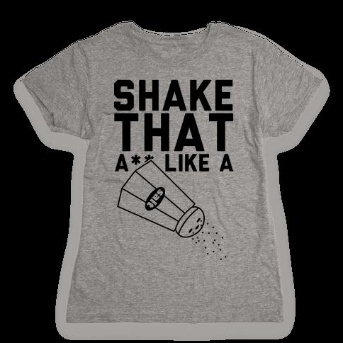 Shake It Womens T-Shirt