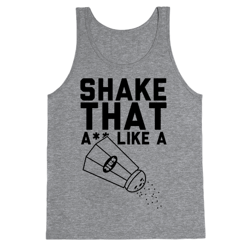 Shake It Tank Top