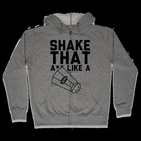Shake It Zip Hoodie