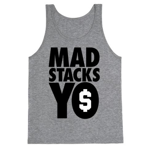 Mad Stacks, Yo Tank Top