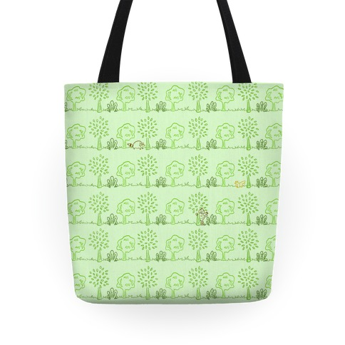 Finding Bigfoot Pattern Tote