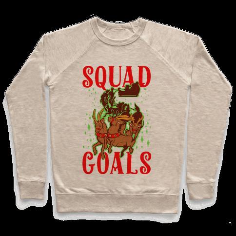 Squad Goals Pullover