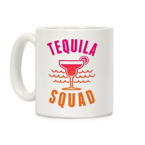 Tequila Squad Coffee Mug