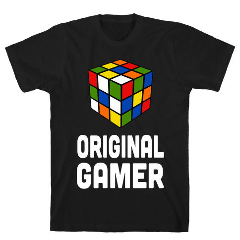 Original Gamer Mens T-Shirt