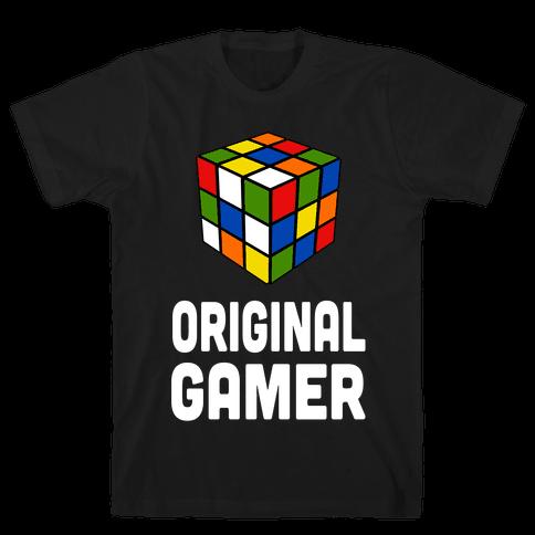 Original Gamer Mens T-Shirt