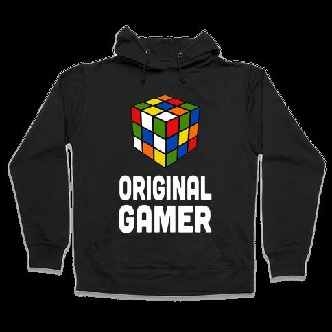Original Gamer Hooded Sweatshirt