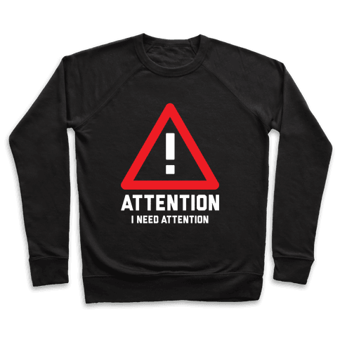 Attention Pullover