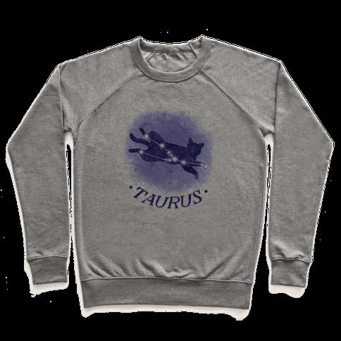 Cat Zodiac: Taurus Pullover