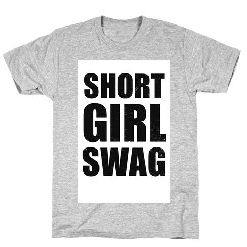Short Girl Swag (vintage) T-Shirt