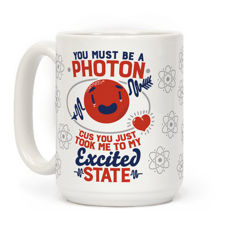 You Must Be a Photon