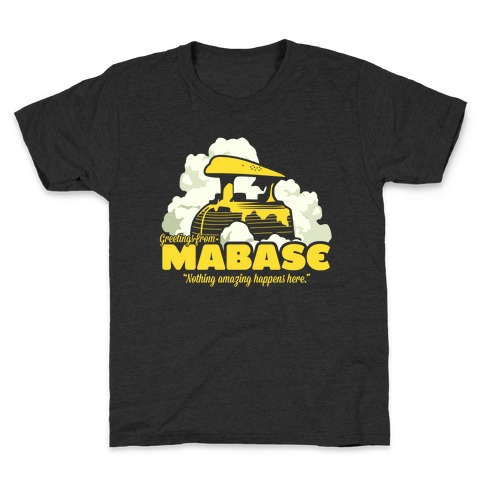 Greetings From Mabase Kids T-Shirt