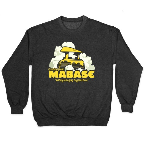 Greetings From Mabase Pullover