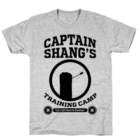 Captain Shang's Training Camp T-Shirt