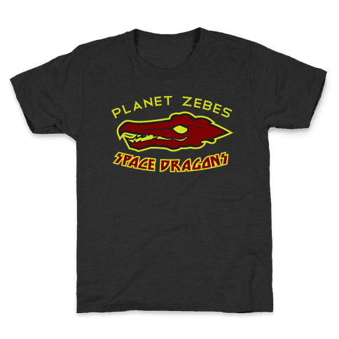 Space Dragons Kids T-Shirt