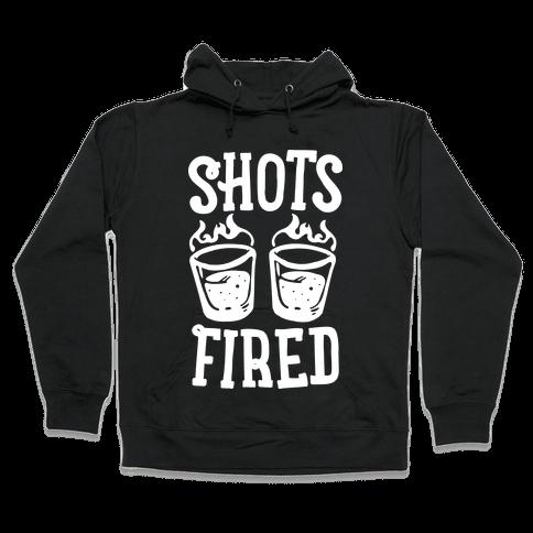 Shots Fired Hooded Sweatshirt