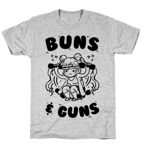 Buns & Guns T-Shirt