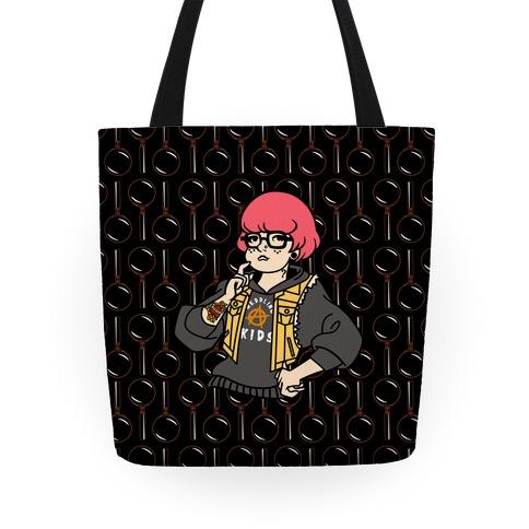 Punk Parody Velma Tote
