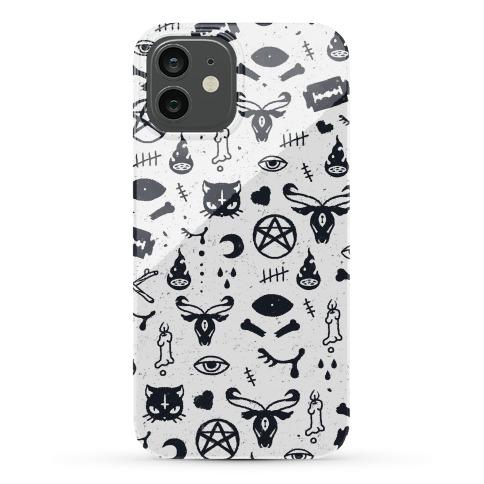 Cute Occult Pattern Phone Case