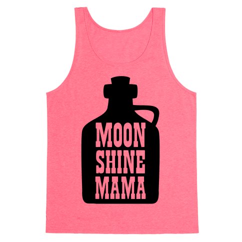 Moonshine Mama Tank Top