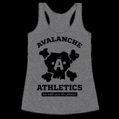 Avalanche Athletics Racerback Tank Top