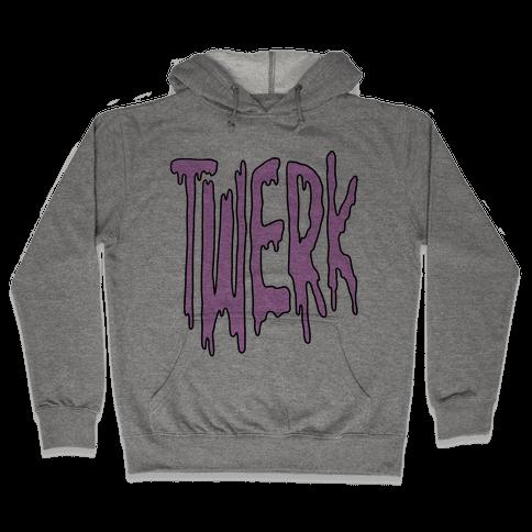 Twerk Tank Hooded Sweatshirt