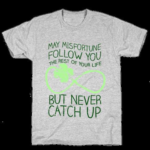 Misfortune Mens T-Shirt