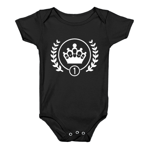 The Luxury District Baby Onesy