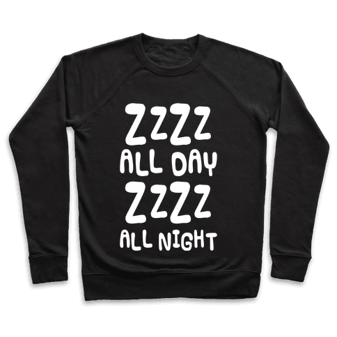 ZzZz All day Pullover