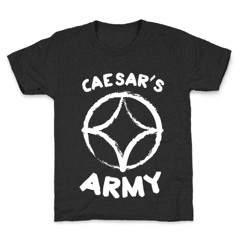 Caesar's Army Kids T-Shirt