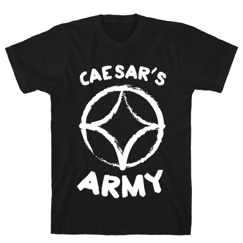 Caesar's Army Mens T-Shirt