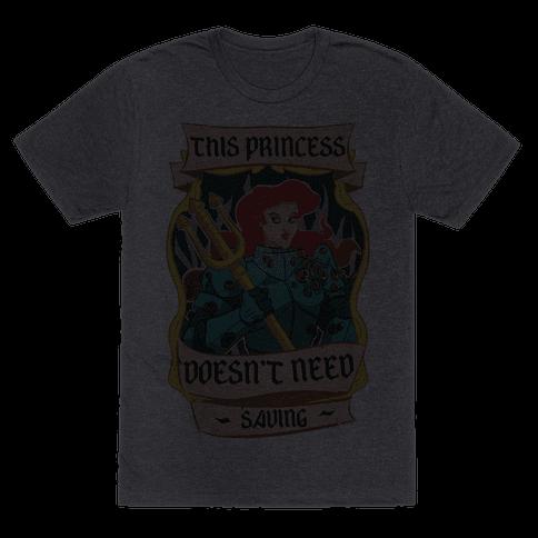 This Princess Doesn't Need Saving Ariel