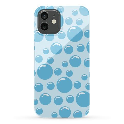 Bubble Pattern Phone Case