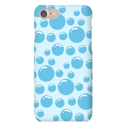 Bubble Pattern Phone Case