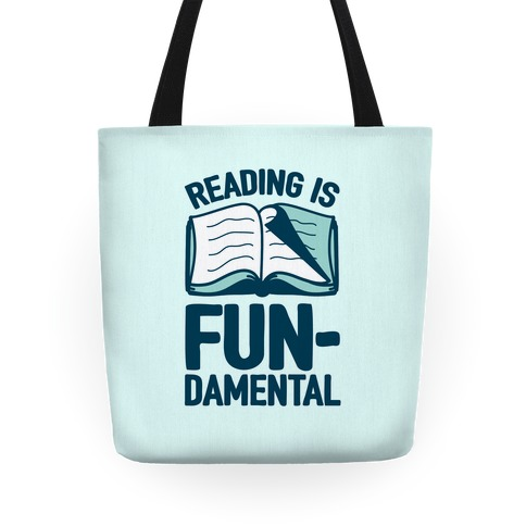 Reading Is Fundamental Tote