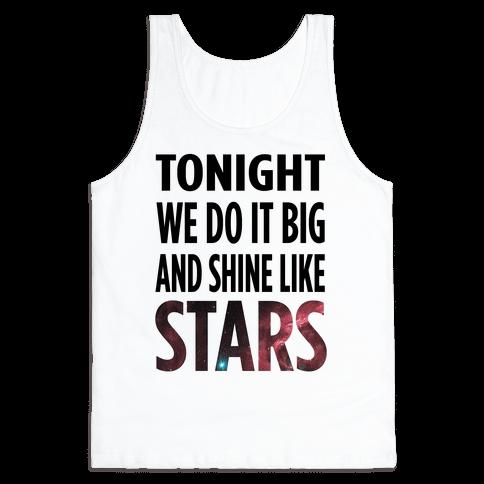 Shine Like Stars Tank Top