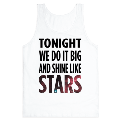 Shine Like Stars Tank Top