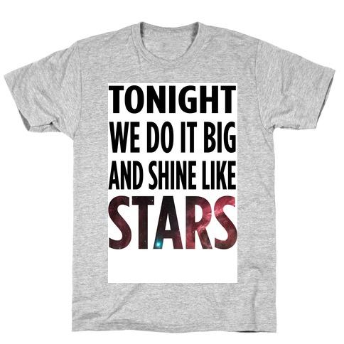 Shine Like Stars T-Shirt