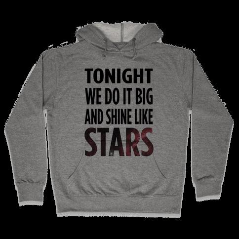Shine Like Stars Hooded Sweatshirt