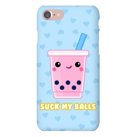 Suck My Balls Phone Case