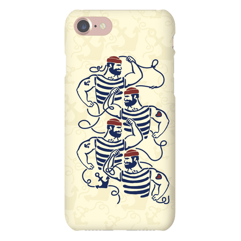 Knotty Sailors Phone Case