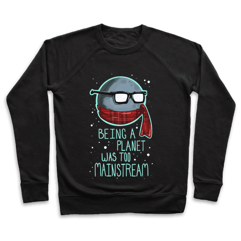 Hipster Pluto Pullover