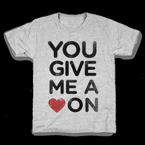 Heart On Kids T-Shirt