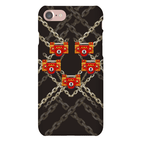 Psyche Locks Phone Case