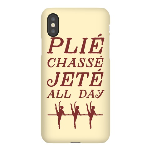 Pli Chass Jet All Day Phone Case