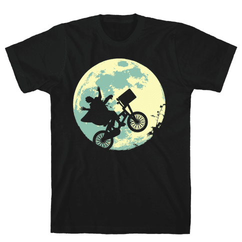 Extra Terrestrial  Mens T-Shirt