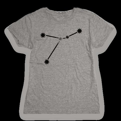 Cancer Womens T-Shirt