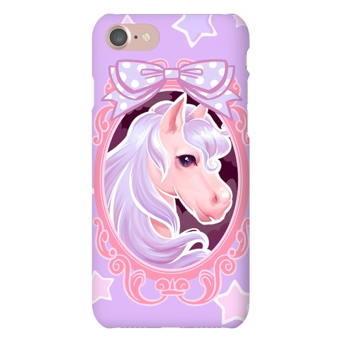 Pastel Magic Pony Phone Case